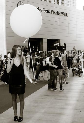 Lincoln Center Fashion Week Map