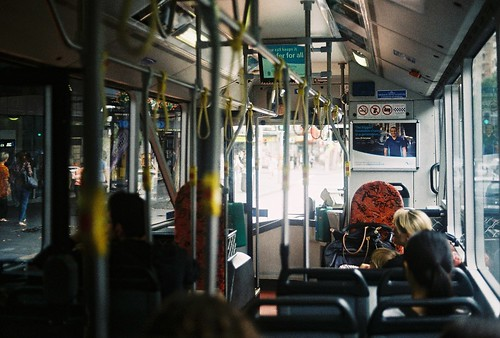 The Bus | by Morrie & Oslo