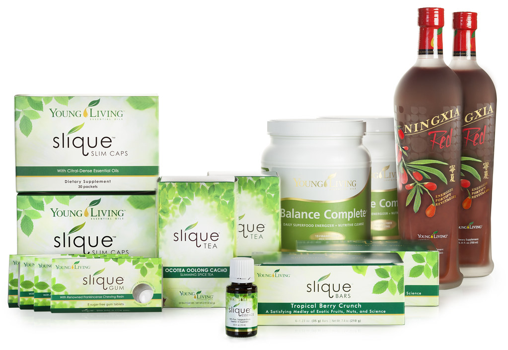 Image result for SLIQUE YOUNG LIVING