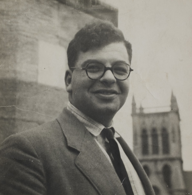 Professor Anthony Jolowicz