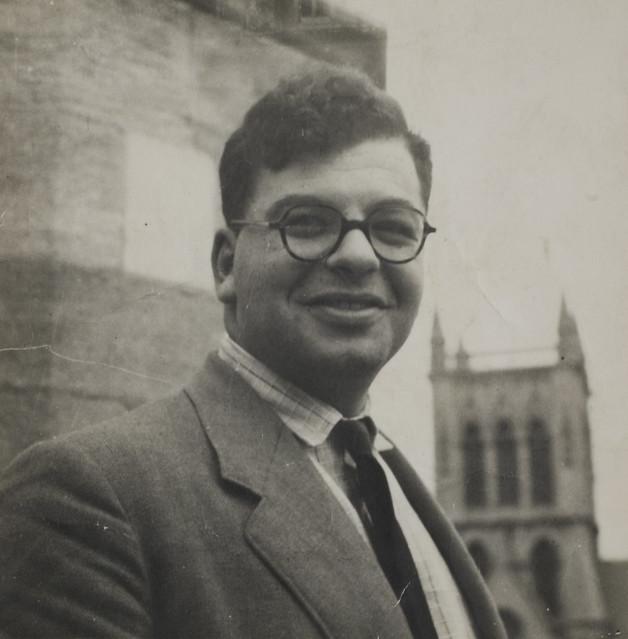 Professor Anthony Jolowicz