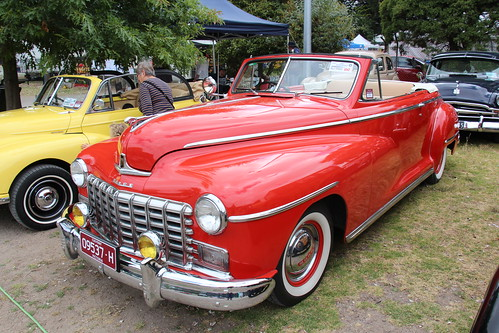 New Dodge Trucks >> 1948 Dodge D24 Deluxe Convertible | The Dodge Brothers ...