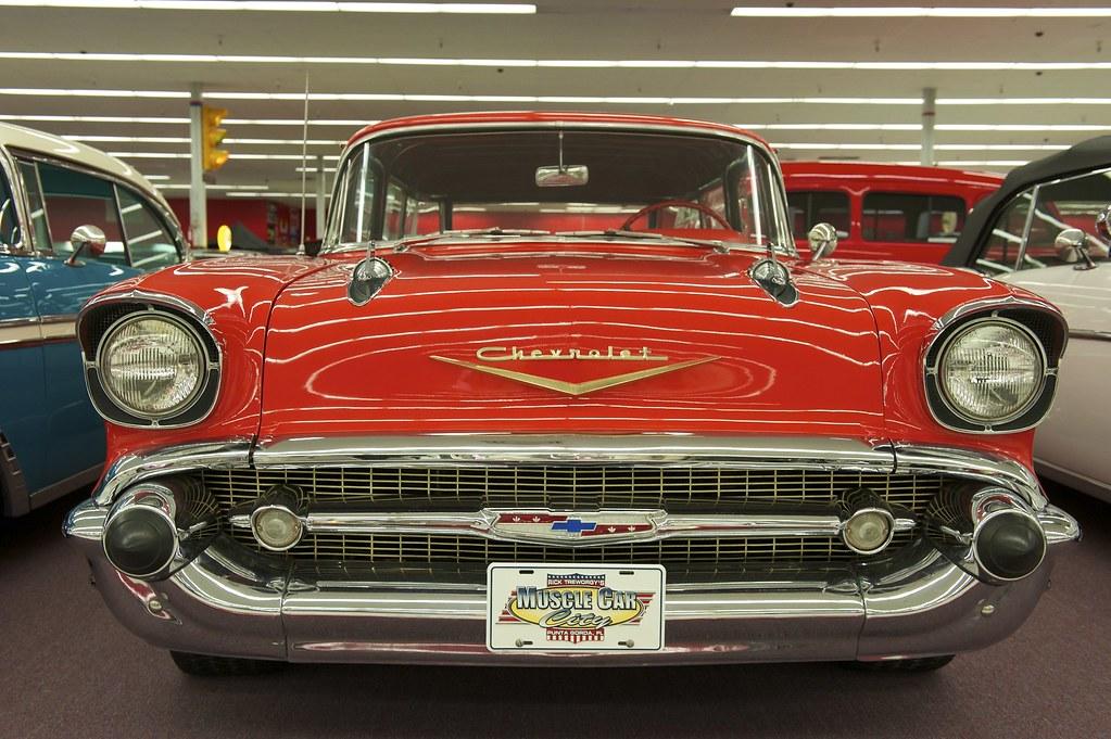 Dsc 3888 Rick Treworgy S Muscle Car City Punta Gorda Flori Flickr