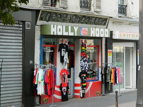 Holly Hood, rue Doudeauville | by JRB75018
