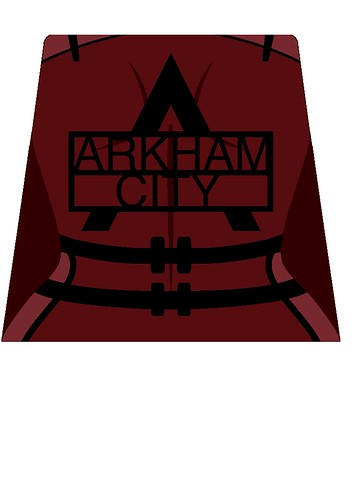 Poison Ivy Arkham City back decals | From Batman Arkham ...