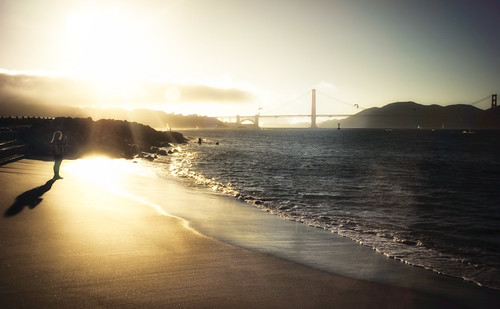 Golden Gate | by briantho