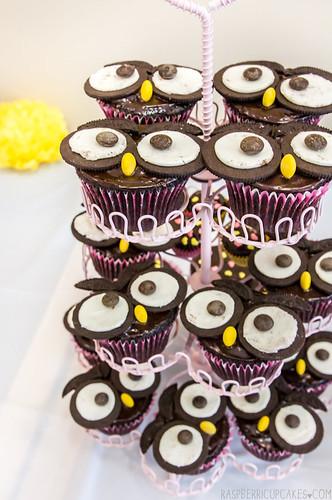 Owl St Birthday Cake