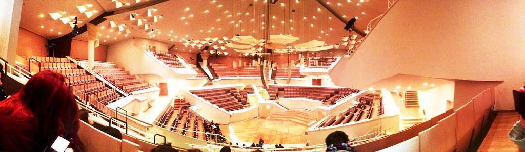 Philharmonie De Berlin Panorama De La Petite Salle Flickr