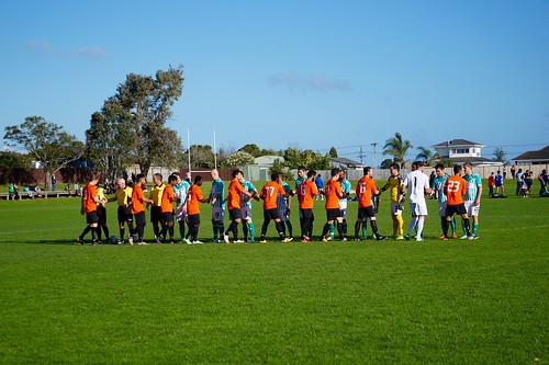 Te Atatu FC VManukau City AFC 28 May