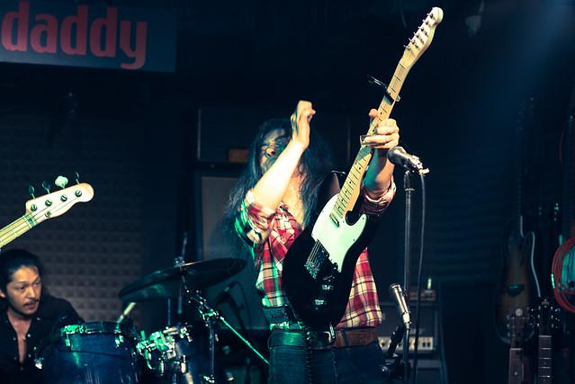 O.E. Gallagher live at Crawdaddy Club, Tokyo, 18 Jun 2016 -00390