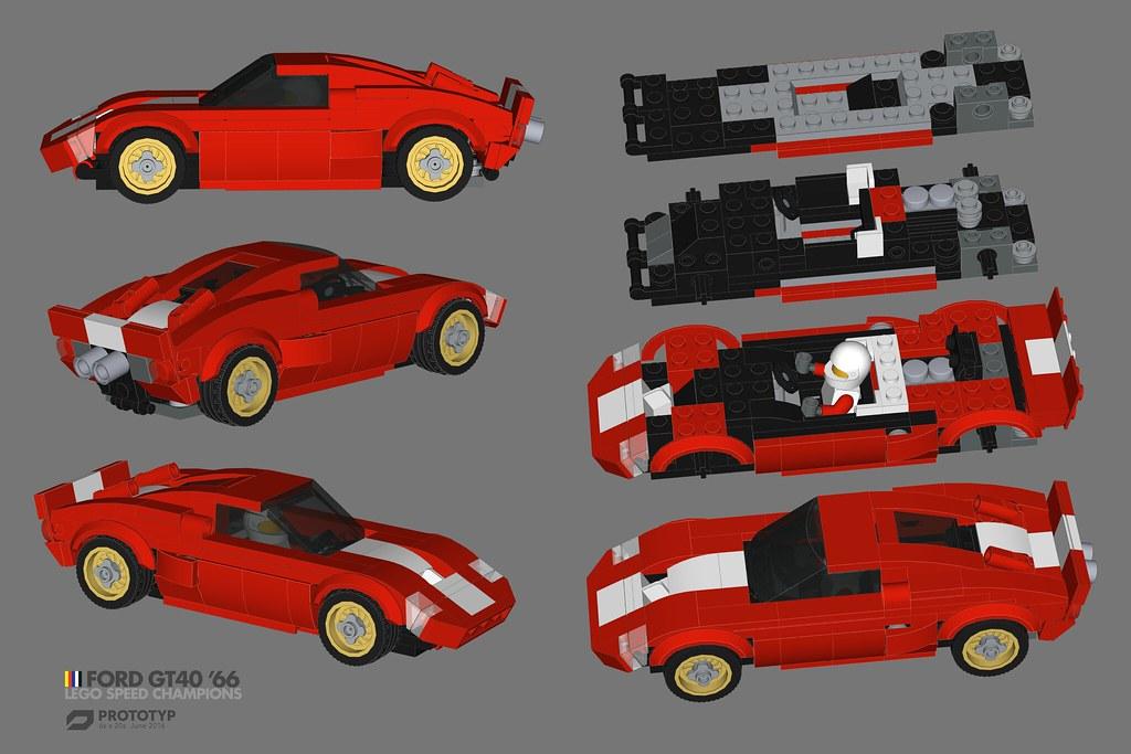 Sc Ford Gt Mod Evo Wip By Prototyp