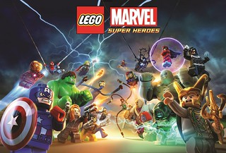 LEGO Marvel Super Heroes vs. Villains video game poster | by TooMuchDew