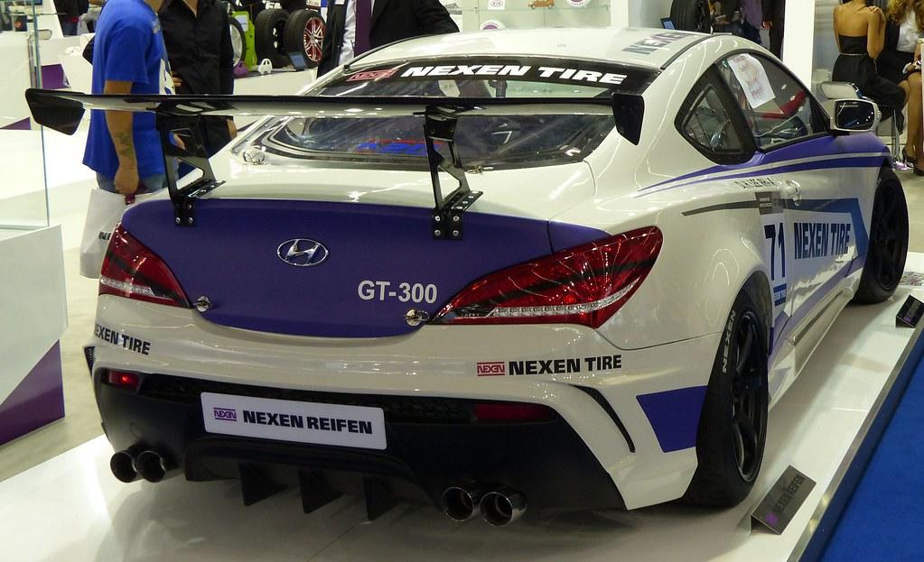 Hyundai Genesis Coupe Gt 300 Racecar Hr Stkone Flickr