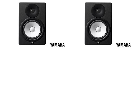 Yamaha hs8 monitor studio bundle this bundle contains for Yamaha hs8 sub
