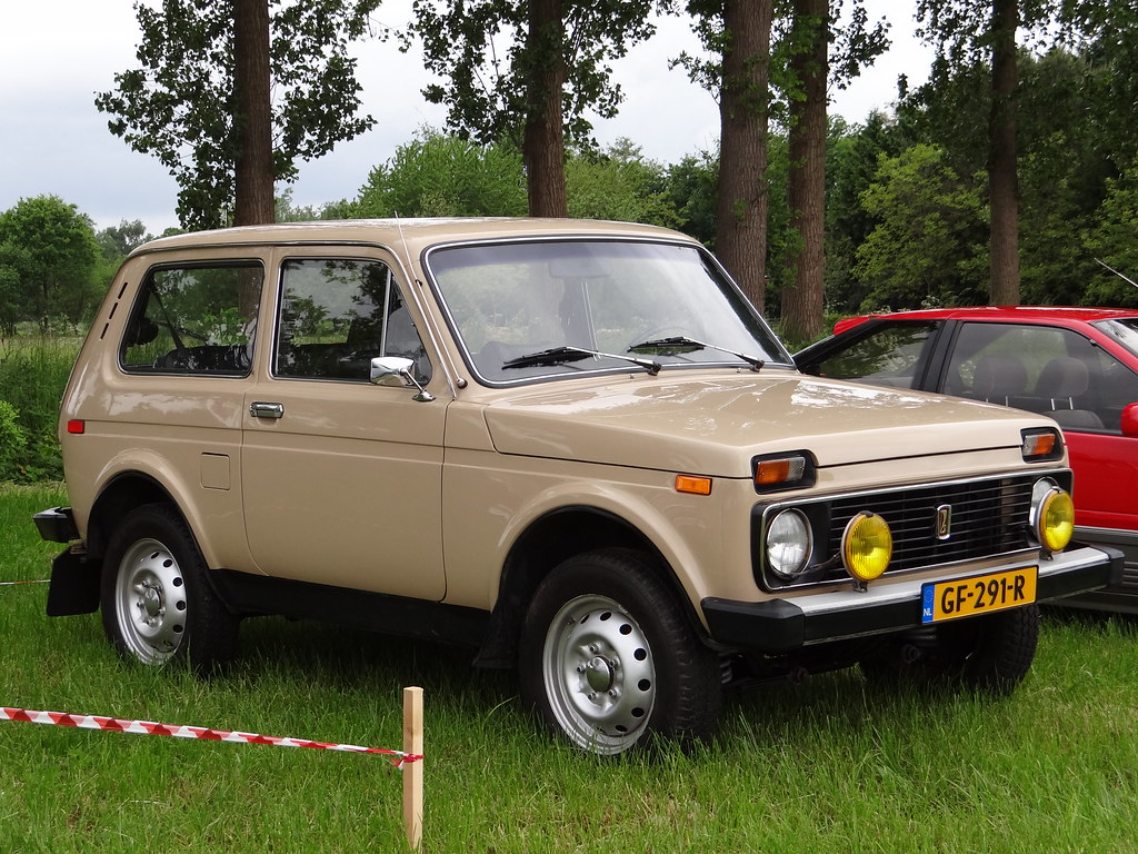 ... 1986 Lada Niva 1600 / ВАЗ-2121 Нива | by Skitmeister