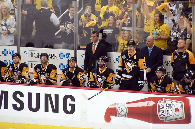 Coach Mike Sullivan