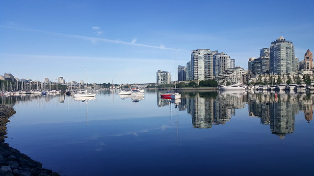 False Creek Smooth as Glass