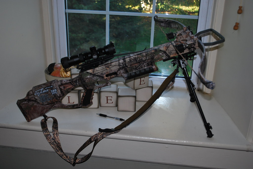 Excalibur Matrix 360 Recurve Crossbow | I've been out deer h
