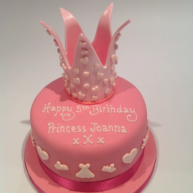enjoy Clairey Fairy Cakes Billericay Pink Princess Birt Flickr