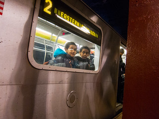 Boys in the Subway | by UrbanphotoZ