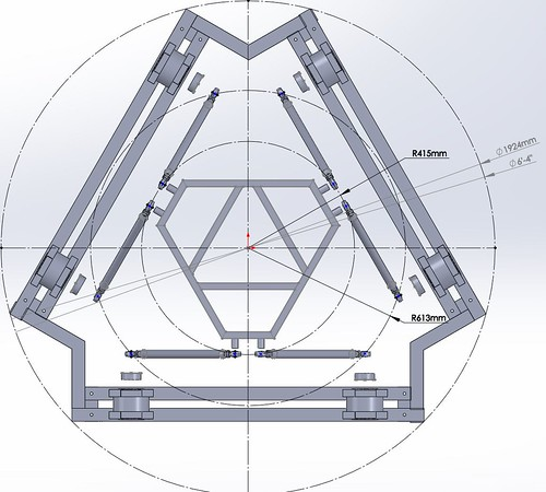 6 DOF Step by Step DIY Project (with blueprints) | Motionsim