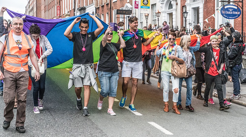 PRIDE PARADE AND FESTIVAL [DUBLIN 2016]-118060 | by infomatique