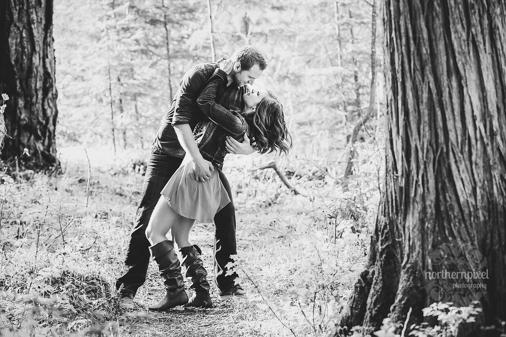 Prince George BC Engagement Session