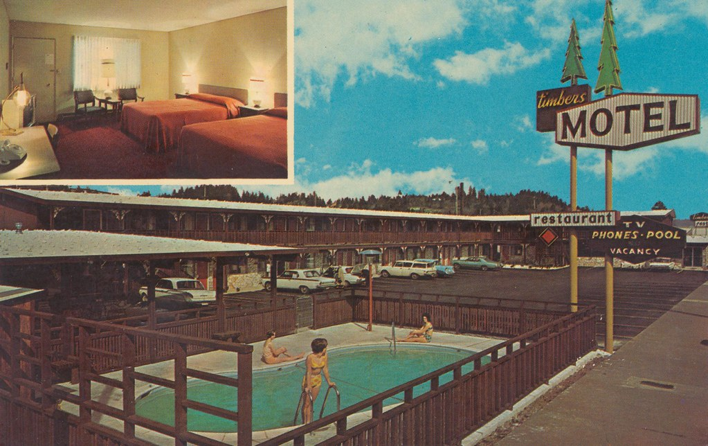 Timbers Motel & Restaurant - Shelton, Washington