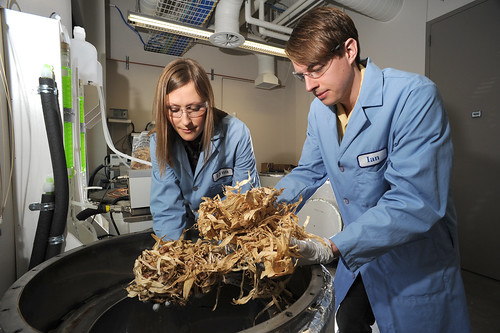 Biomass processing | by Idaho National Laboratory
