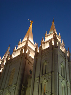 45 Mormoonse tempel