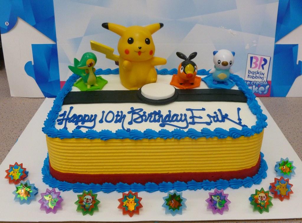 br 632 pokemon ice cream cake Gary Flickr