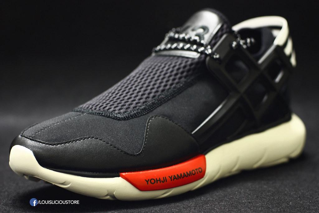 adidas Y 3 Qasa Racer Qasa Black Black 3 | 9d0abde - immunitetfolie.website