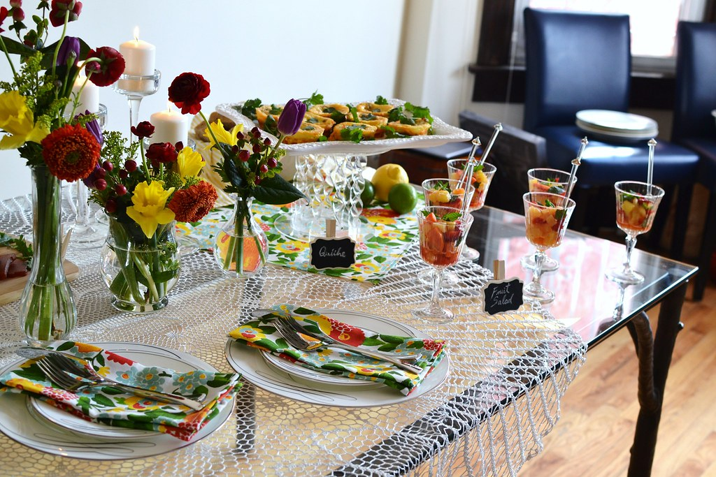... Mothers Day Brunch Table Setting 098 | by SpicyCandyDC : table setting for brunch - pezcame.com