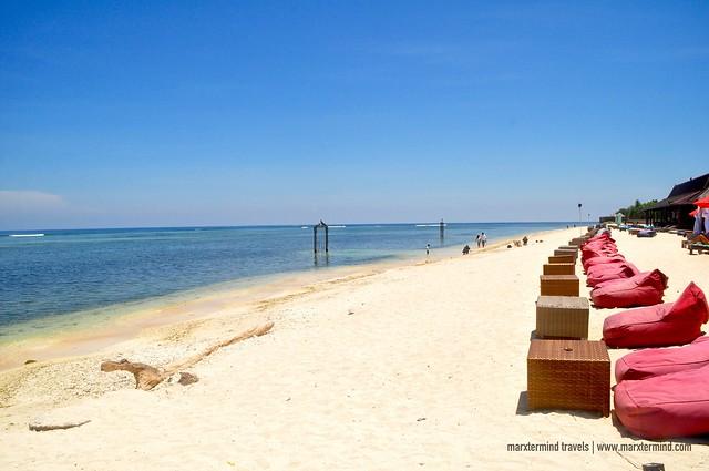 Hotel Ombak Sunset Gili Trawangan Beach