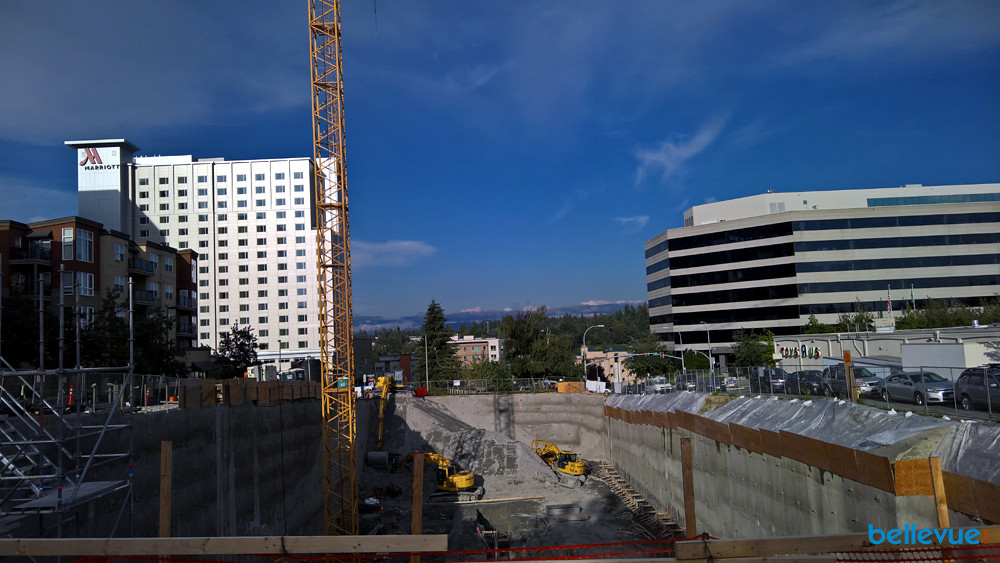 Site of Evergreen Plaza Apartments | Bellevue.com