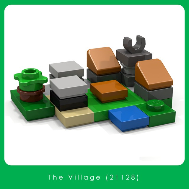 LEGO Brand Store - The Village 21128