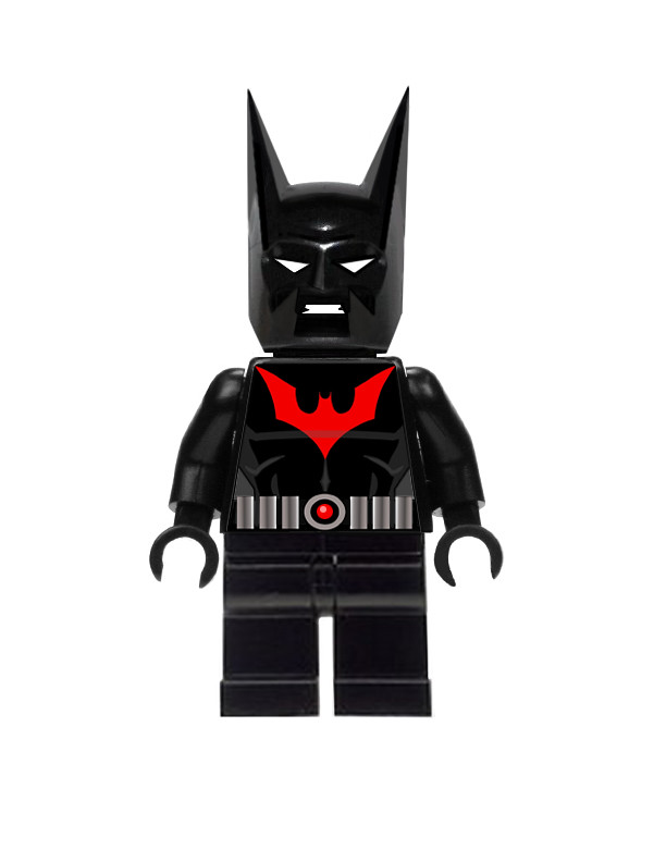 Lego batman beyond by wildkard88 lego batman beyond by wildkard88