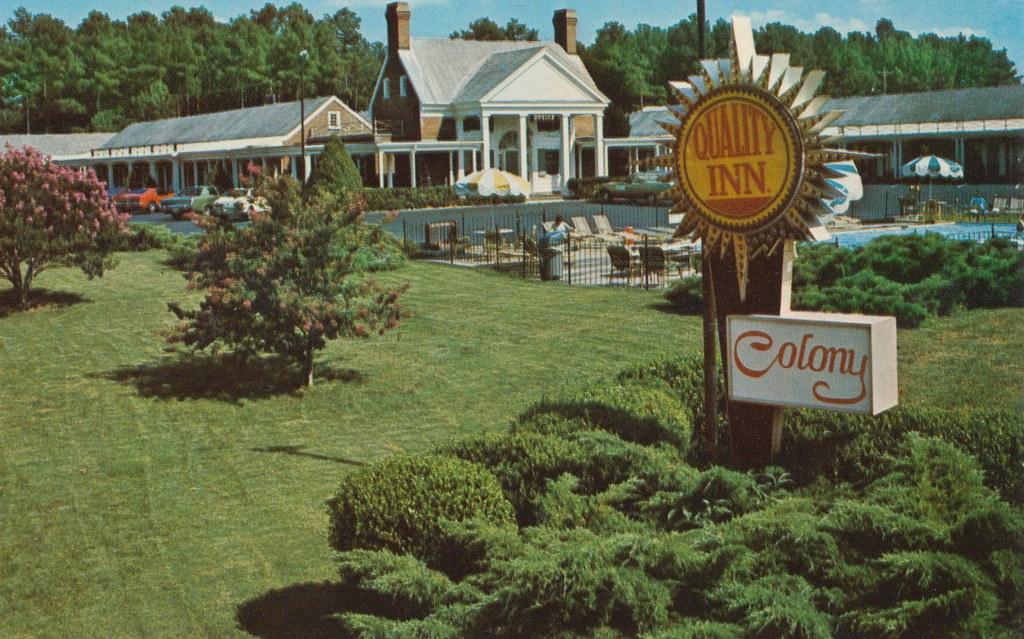 Quality Inn Colony - Williamsburg, Virginia