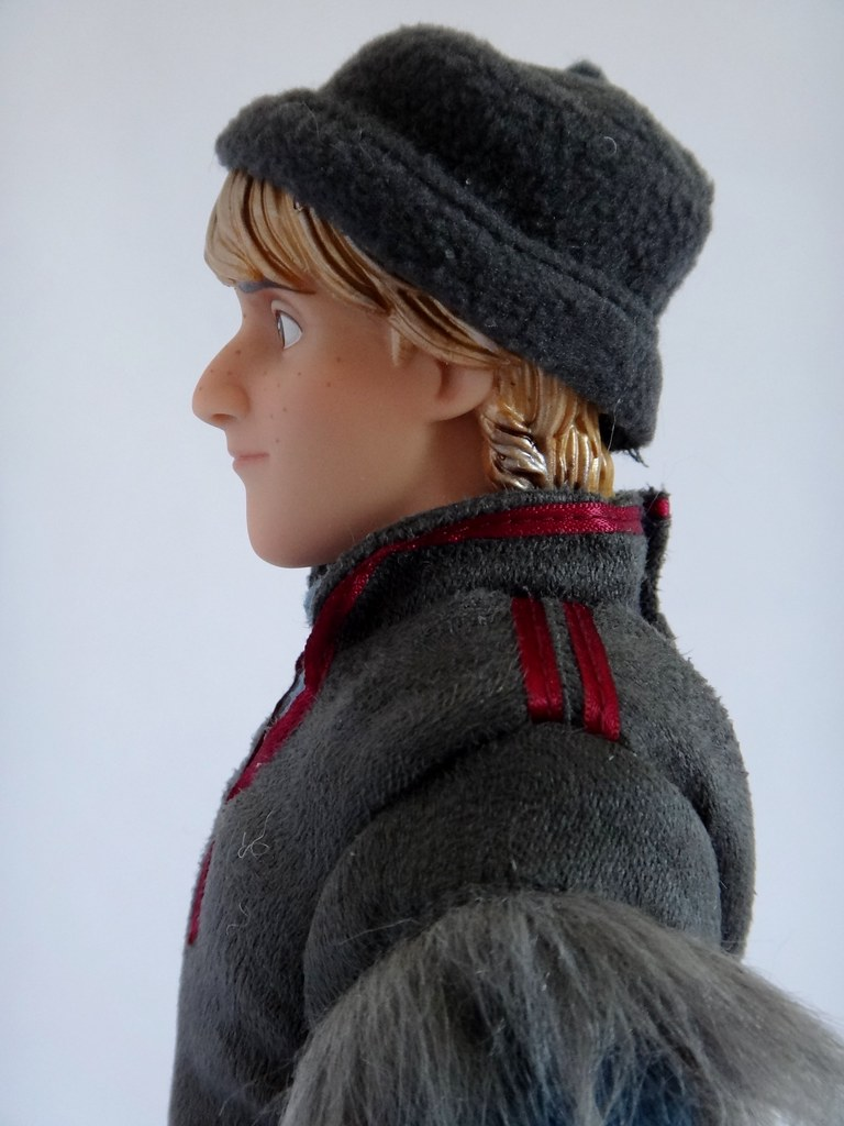 kristoff 12 doll frozen d23 disney store first loo flickr