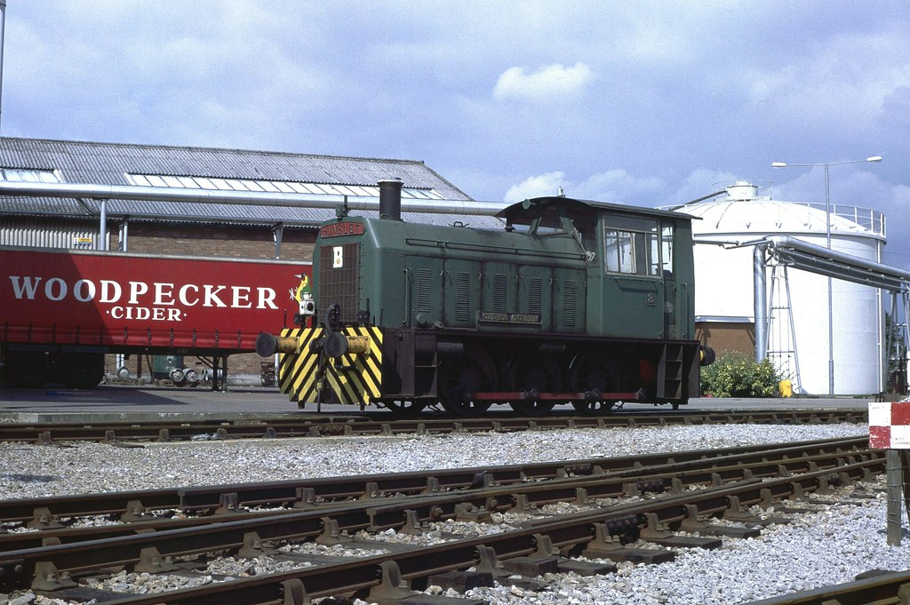 Back Factory Herford ex br class 05 no d2578 at h p bulmer s cider factory he flickr