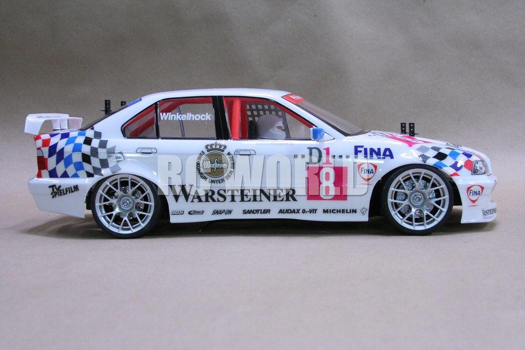 Rc Bmw E36 M3 Race Car Rc Bmw E36 M3 Race Car Flickr