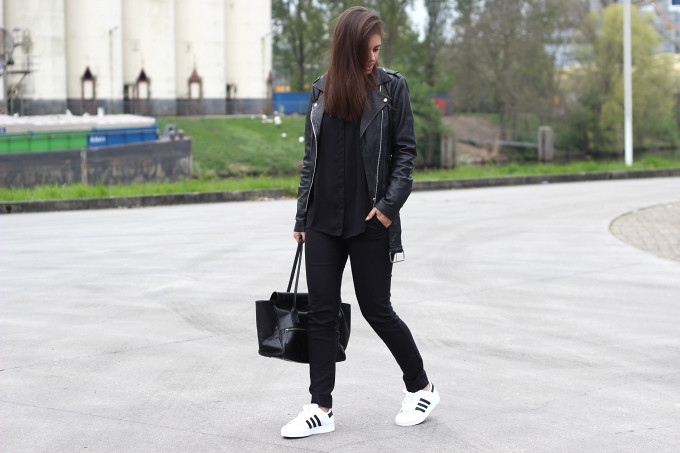 Adidas Superstar How To Wear