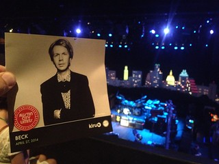 Beck - Austin City Limits taping | by ttrentham