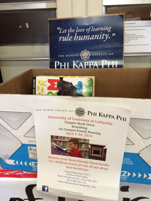 ULL (2) | The Honor Society of Phi Kappa Phi | Flickr