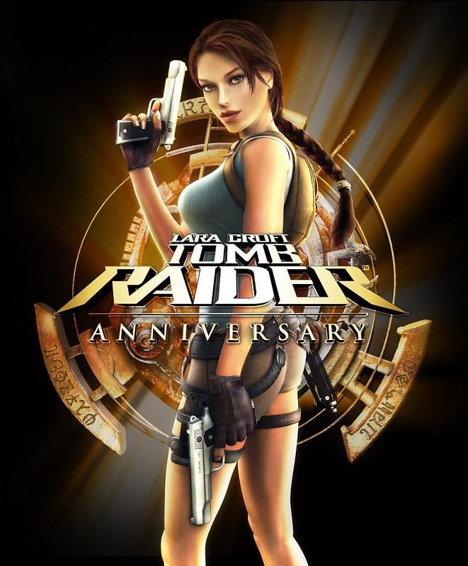 3d Tomb Raider Wallpaper: Tomb Raider: Anniversary (2007)