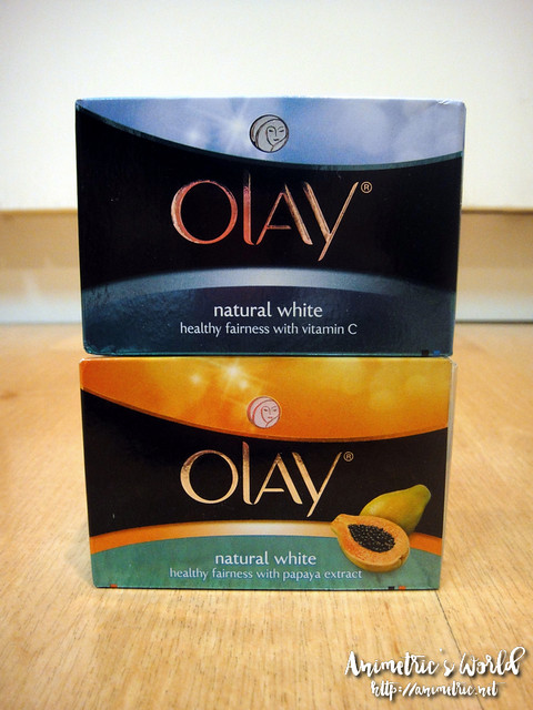 Olay Natural White Soap