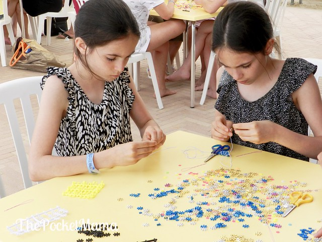 laboratorio Flower Power Beads - Altamarea Beach Village