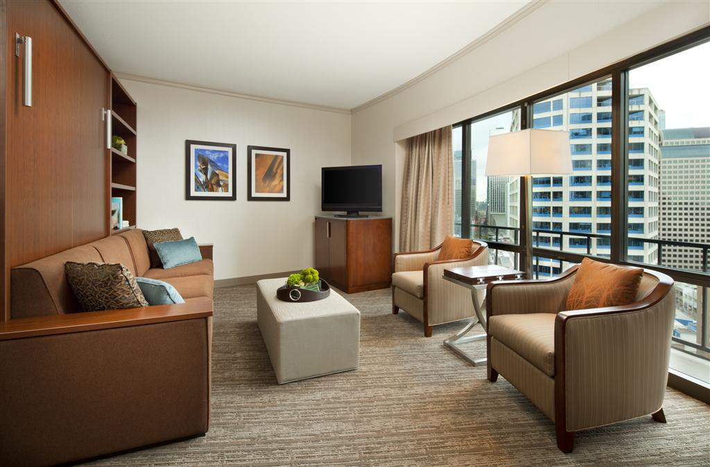 The Westin Seattle Junior Suite