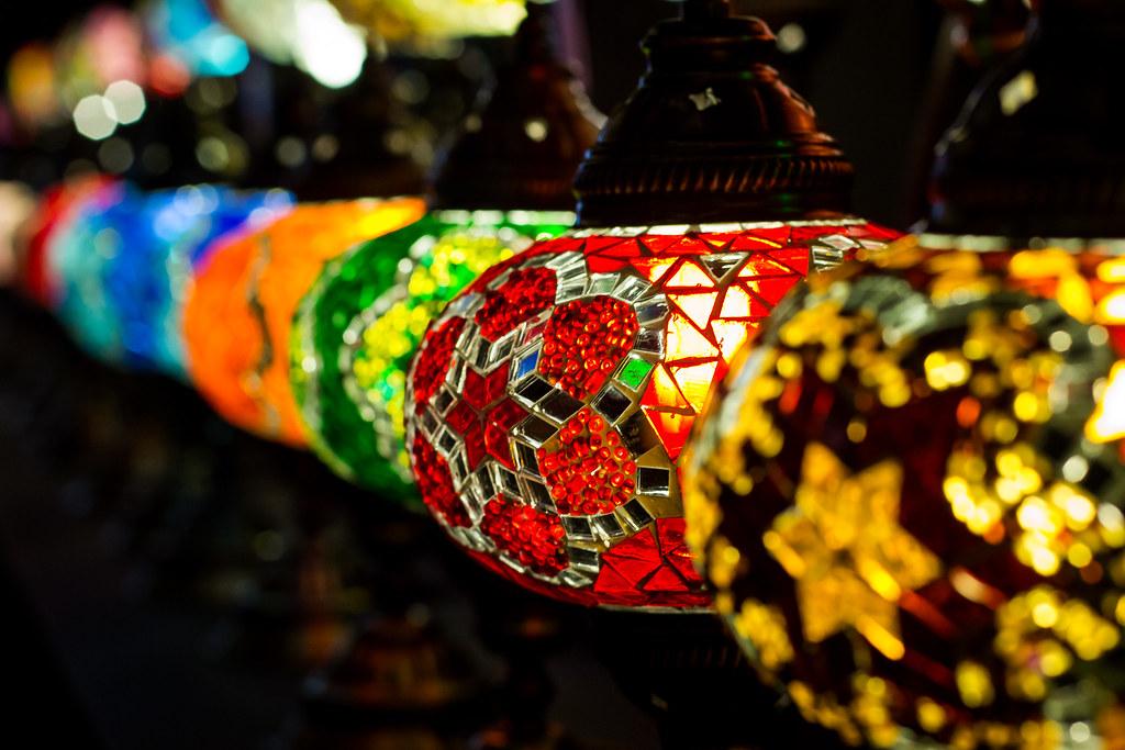 Nice By P1ay Turkish Mosaic Lamps... | By P1ay