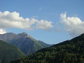 142 uitzicht bij hotel Pra Loup